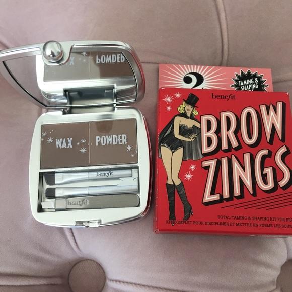 Benefit Makeup - Brow Zings Kit By - Poshmark Brow Zings Kit By Benefit - 웹